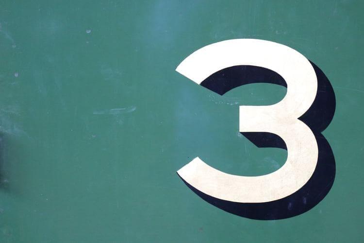 【夫婦喧嘩をしない方法-2】伝える回数は「3回」を意識しましょう。